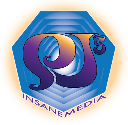 PJ's Insane Media Logo